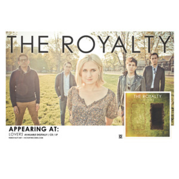 The Royalty - The Royalty Spring 2012