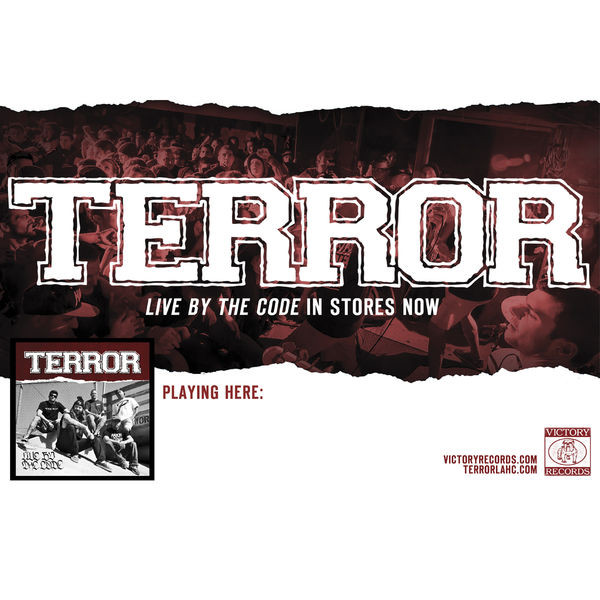 Terror - Live by the Code Tour