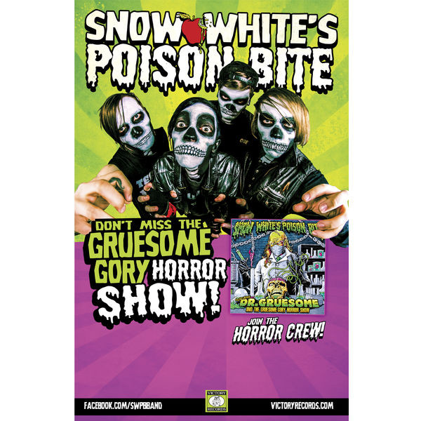 Snow White's Poison Bite - Tour