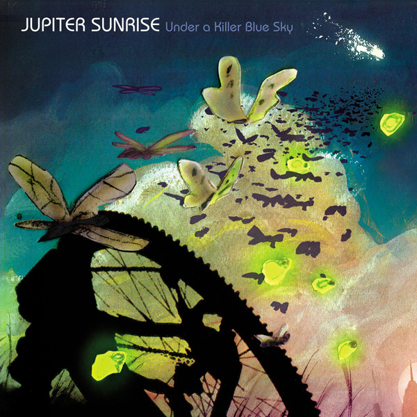 Jupiter Sunrise - Under a Killer Blue Sky