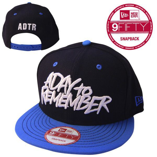 A Day To Remember - Black And Blue Logo