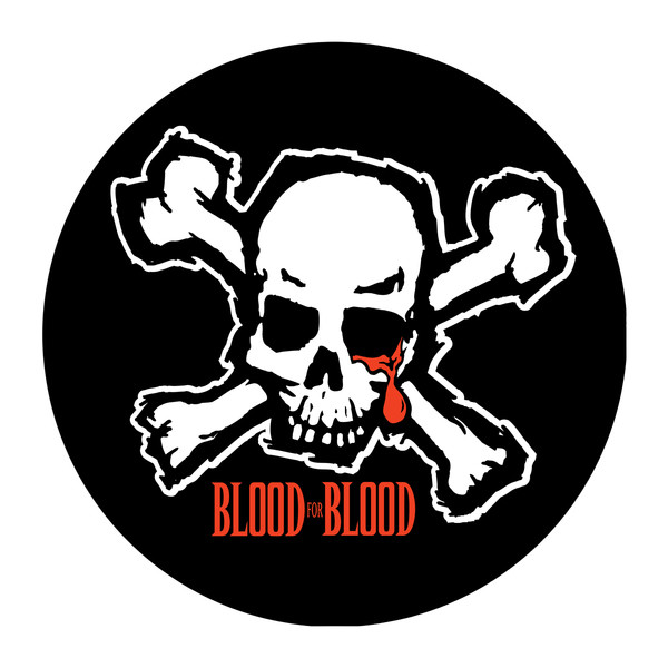 Blood For Blood - Blood For Blood Logo