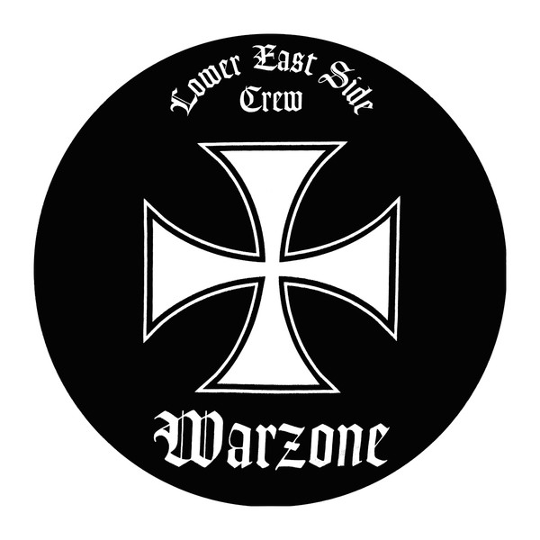 Warzone - Iron Cross Logo