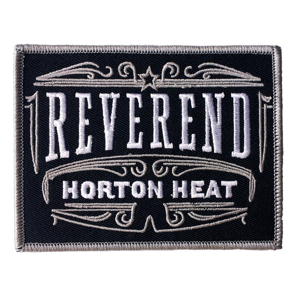 Reverend Horton Heat - Pinstripe Patch