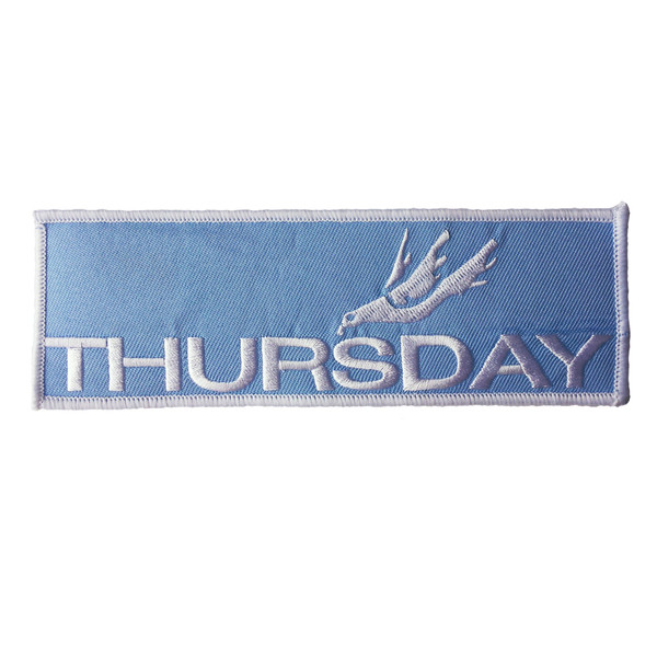 Thursday - Thursday Dove Logo
