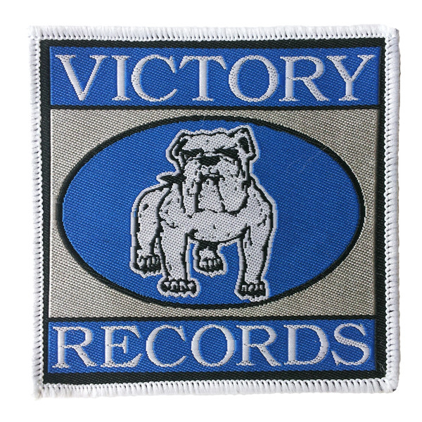 Victory Records - Victory Records Blue Logo