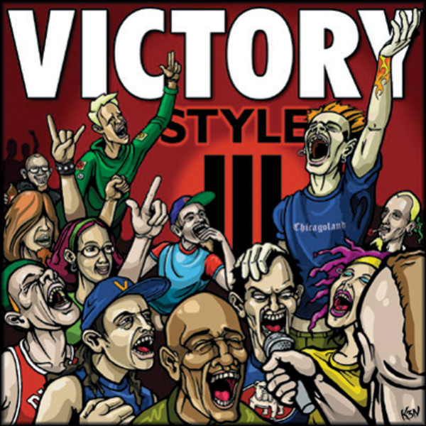 Victory Records - Victory Style Vol. 3