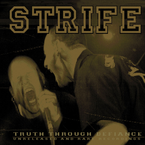 Strife - Truth Through Defiance