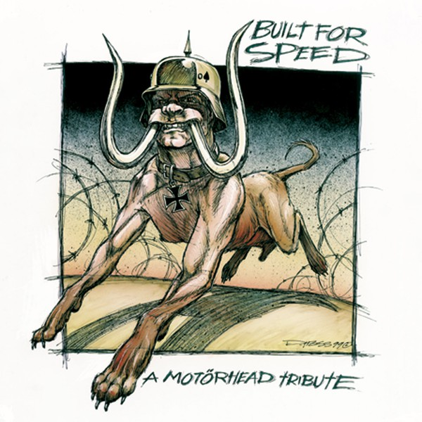 Victory Records - Built For Speed - Motorhead Tribute