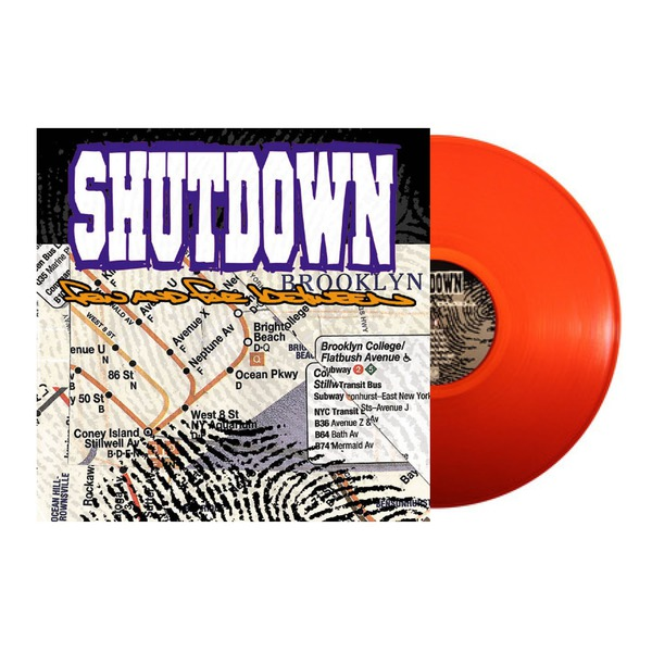Shutdown - Few and Far Between