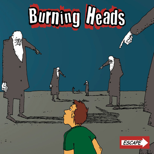 Burning Heads - Escape