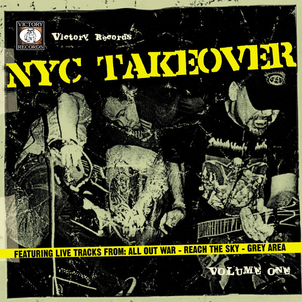 Victory Records - NYC Takeover Vol. 1