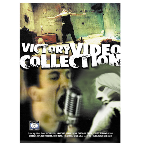 Victory Records - Various Artists - Victory Video Collection Vol. 1