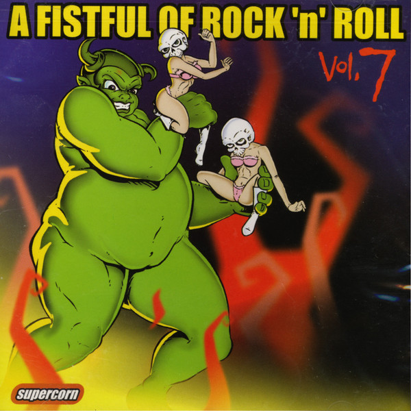 Victory Records - A Fistfull Of Rock N Roll Vol. 7