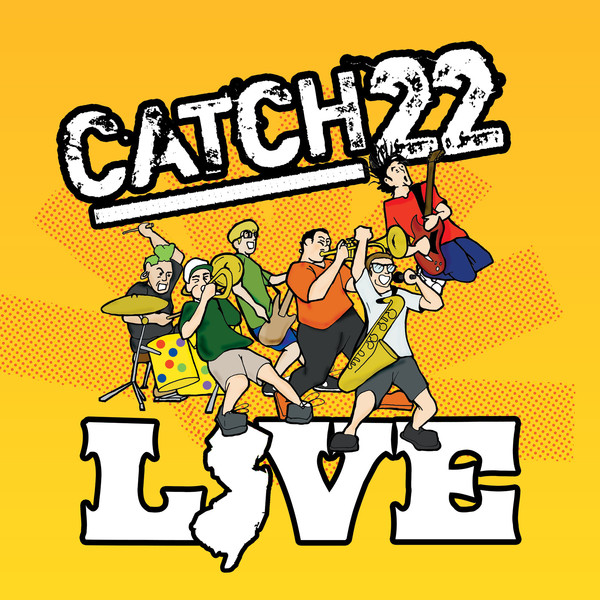 Catch 22 - Catch 22 Live (CD with DVD)