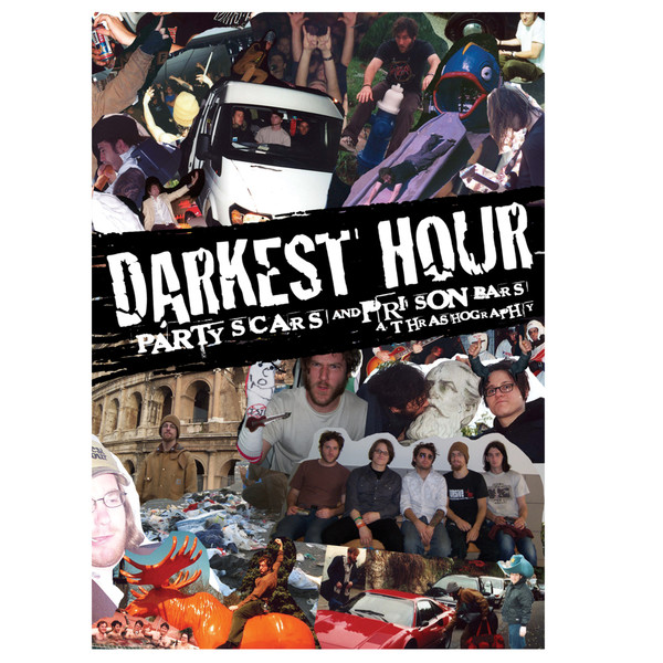 Darkest Hour - Party Scars & Prison Bars - A thrashography