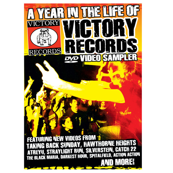 Victory Records - A Year In The Life Of: Victory Records VIDEO SAMPLER