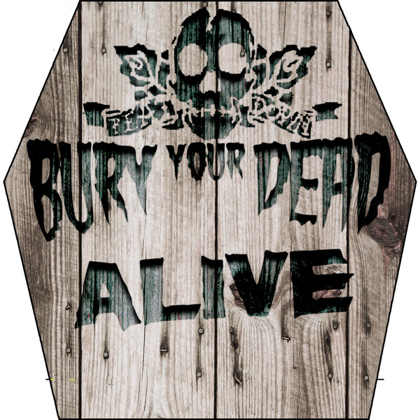 Bury Your Dead - Alive (LIVE CD/DVD)