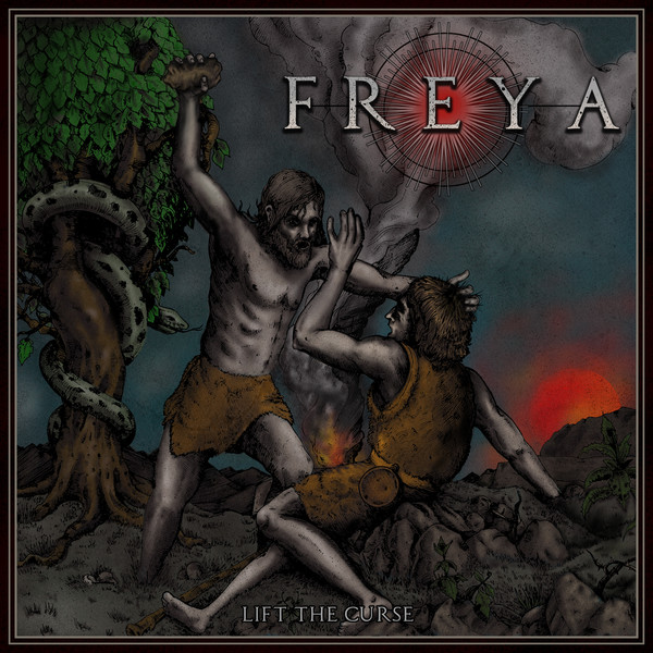 Freya - Lift The Curse