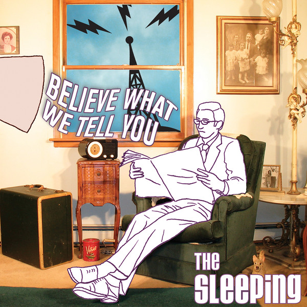 The Sleeping - Believe What We Tell You (CD/DVD)
