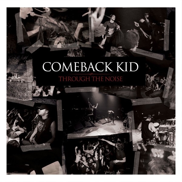 Comeback Kid - Through The Noise (DVD/CD)