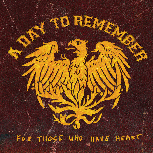 A Day To Remember - For Those Who Have Heart (CD/DVD) RE-ISSUE
