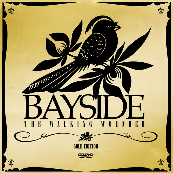 Bayside - The Walking Wounded : Gold Edition CD/DVD