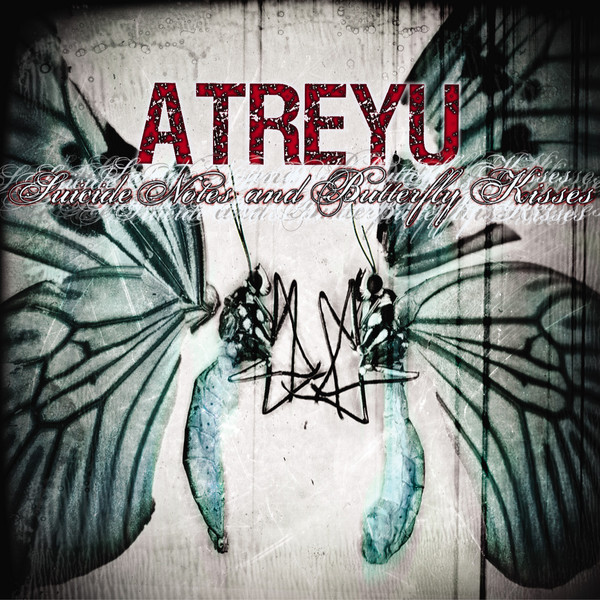 Atreyu - Suicide Notes And Butterfly Kisses With Bonus DVD