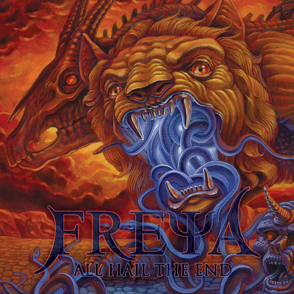 Freya - All Hail The End