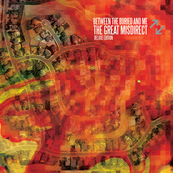 Between The Buried And Me - The Great Misdirect - Deluxe Edition w/ BONUS DVD