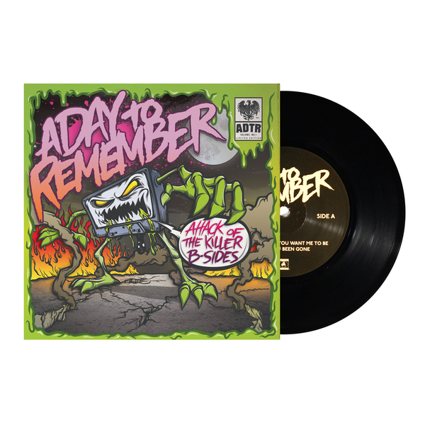 Attack Of The Killer B-Sides  A Day To Remember Attack Of The Killer B Sides