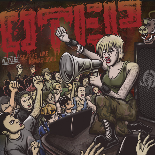 Otep - Sounds Like Armageddon - LIVE