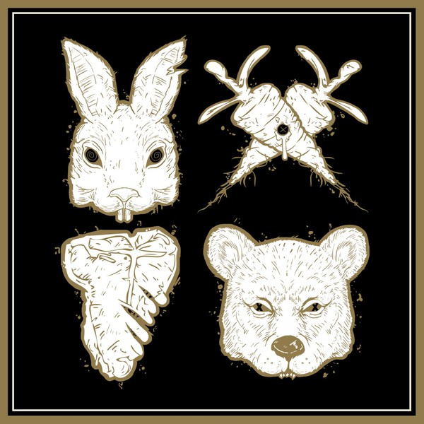 The Bunny The Bear - Acoustic EP