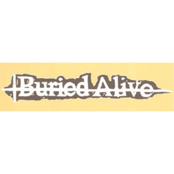 Buried Alive - Logo