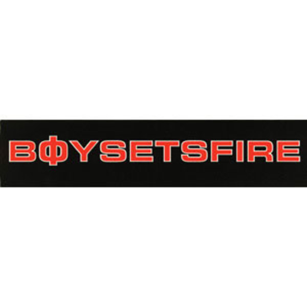Boy Sets Fire - Logo