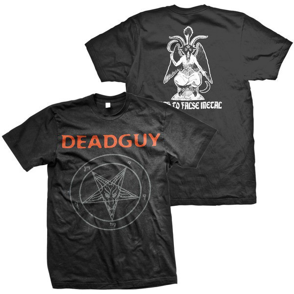 Deadguy - Death to False Metal