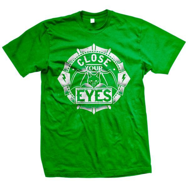 Close Your Eyes - 2014 St. Patrick's Day