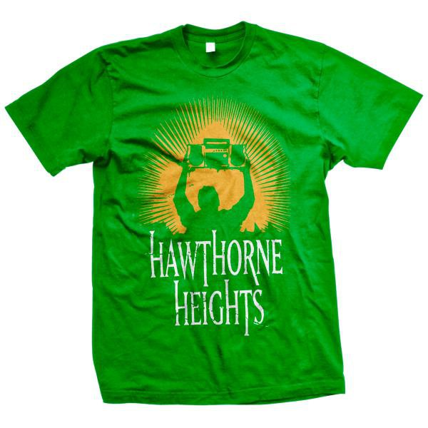 Hawthorne Heights - 2014 St. Patrick's Day