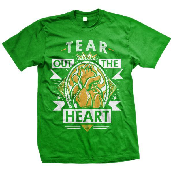 Tear Out The Heart - 2014 St. Patrick's Day