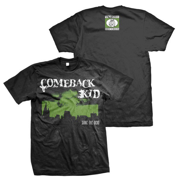 Comeback Kid - Dead City