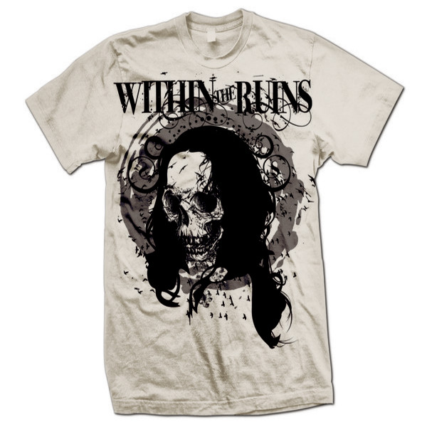 Within The Ruins - Evil Skull
