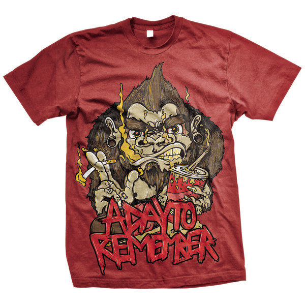 A Day To Remember - Soda Pop Ape
