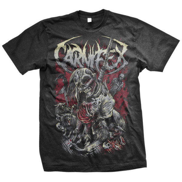 Carnifex - Hanging Corpse