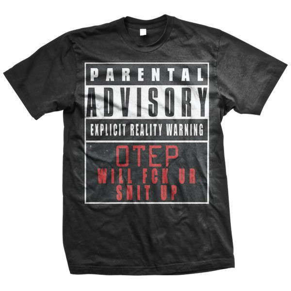 Otep - Parental Advisory