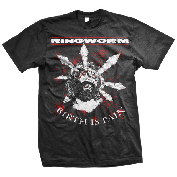 Ringworm - Birth Is Pain Christ
