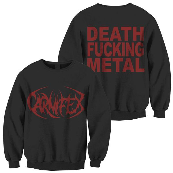 Carnifex - DFM Pentagram Long Sleeve