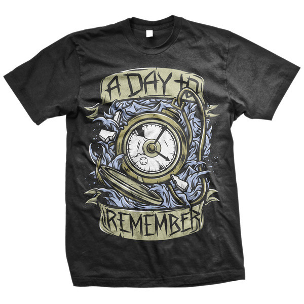 A Day To Remember - Clocked Out