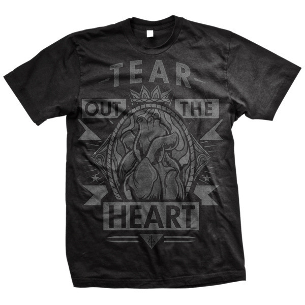 Tear Out The Heart - Royal Text