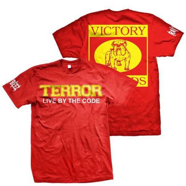 Terror - Victory (Red)