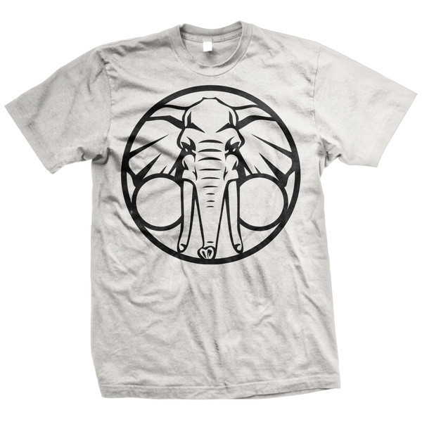 We Are Triumphant - Elephant (White)